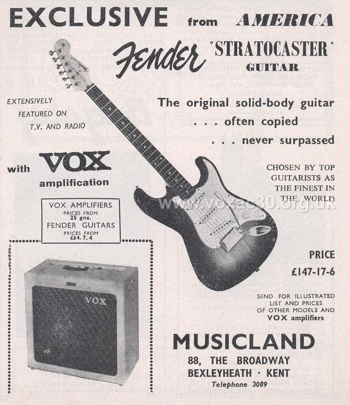 Banjo, Mandolin and Guitar magazine, October 1960
