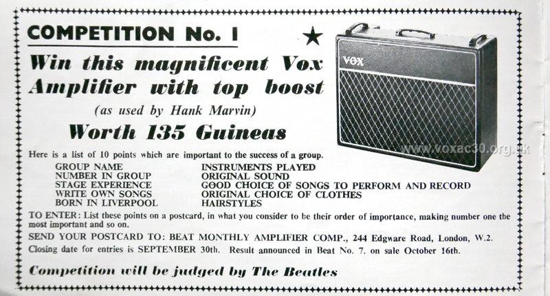 Beat Monthly magazine, October 1963