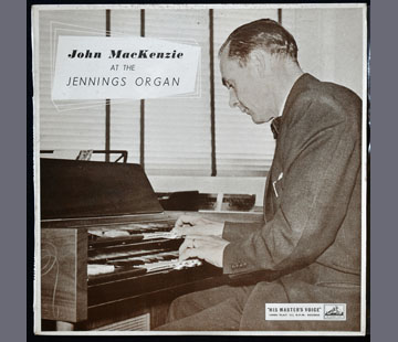 Jennings Entertainment Organs, 1958