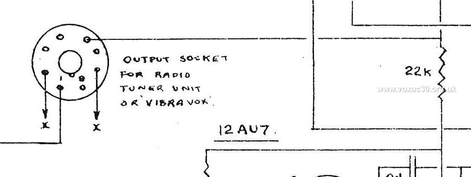 JMI schematic, Vibravox, OS/001, detail